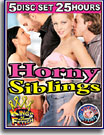 Horny Siblings 25 Hours 5-Pack