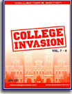 College Invasion 7 - 9