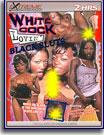 White Cock Lovin' Black Sluts