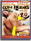 Real Deal Cum Freaks 2