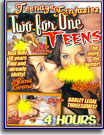 Teenage Fantasies - Two For One Teens