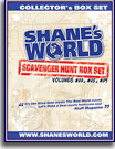 Shane's World Scavenger Hunt Box Set