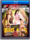 Jack's Playground Big Ass Show 8 Blu-Ray