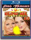 Blow Me Sandwich 12 Blu-Ray