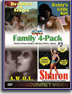 Family 3 4 Pack
