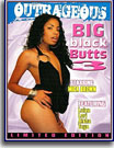 Outrageous - Big Black Butts 3