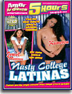 Amor Ardente - Nasty College Latinas