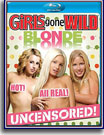 Girls Gone Wild Blonde On Blonde Blu-Ray