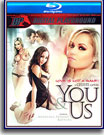 You and Us Blu-Ray