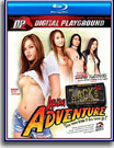 Jack's Asian Adventures Blu-Ray