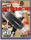 Interracial 4GB FleshDrive