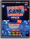 Security Cam Chronicles 4 Pack