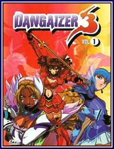 Dangaizer 3