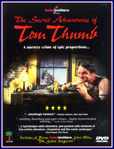 Secret Adventures Of Tom Thumb