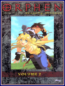 Orphen Revenge Season Two 2