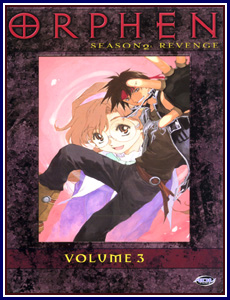 Orphen Revenge Season Two 3