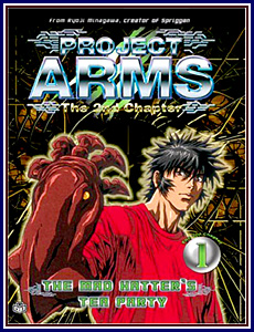 Project Arms The Second Chapter