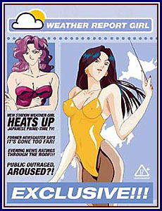 Weather Report Girl