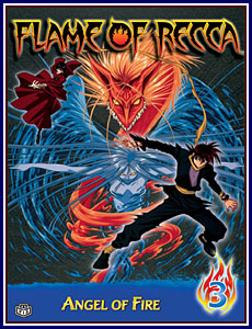 Flame of Recca 3