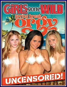 Girls Gone Wild Spring Break Orgy