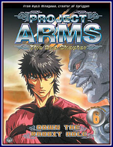 Project Arms The Second Chapter 6