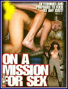 On a Mission For Sex