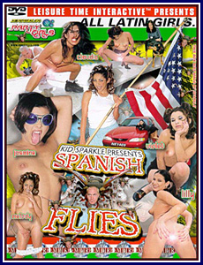 Kid Sparkle's Party Girls: Spanish Flies