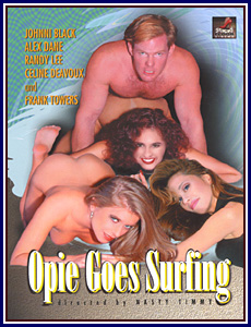 Opie Goes Surfing