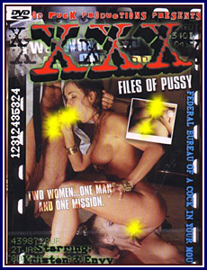 XXX Files of Pussy