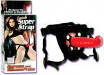 Lover's Super Strap Harness and Silicone Probe