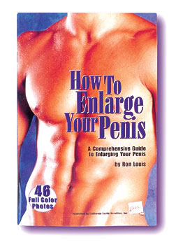 How To Enlarge Your Penis Book