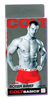 Colt Boxer Brief Large - Red