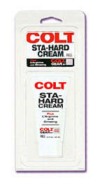 Colt Stay Hard Cream 2 Oz