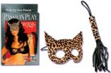 Tera Patrick's Passion Play Kitty Cat Mask With Whip