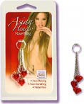 Asian Hearts Navel Ring