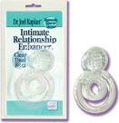 Dr. Joel Kaplan Intimate Relationship Dual Ring