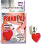 Vibrating Panty Pal Heart