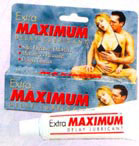 Extra Max Delay Lube - Small