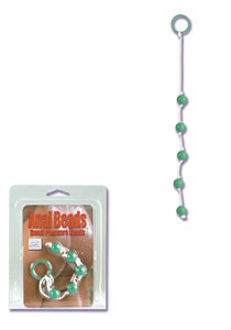 Anal Beads Small - Assorted Colors