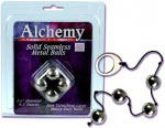Alchemy Metallics Seamless Metal Balls - Large