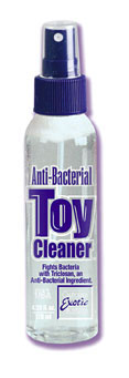 Anti Bacterial Toy Cleaner 4.3 Oz