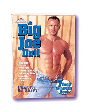 Big Joe Doll