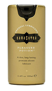Kama Sutra Pleasure Potion Lube 3.4 oz