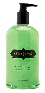 Bath Gel 16 oz - Mint Tree