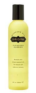 Pleasure Garden Aromatic Massage Oil - 8 oz