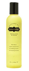 Healing Blend Massage Oil 6 oz