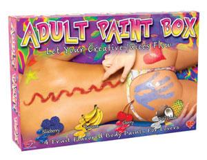 Adult Paint Box
