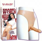 Shane's World Latex Harness Slender - Pink