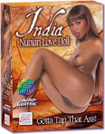 India's Nubian Love Doll