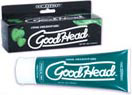 Good Head The Ultimate Blow Job 4 Oz - Mint